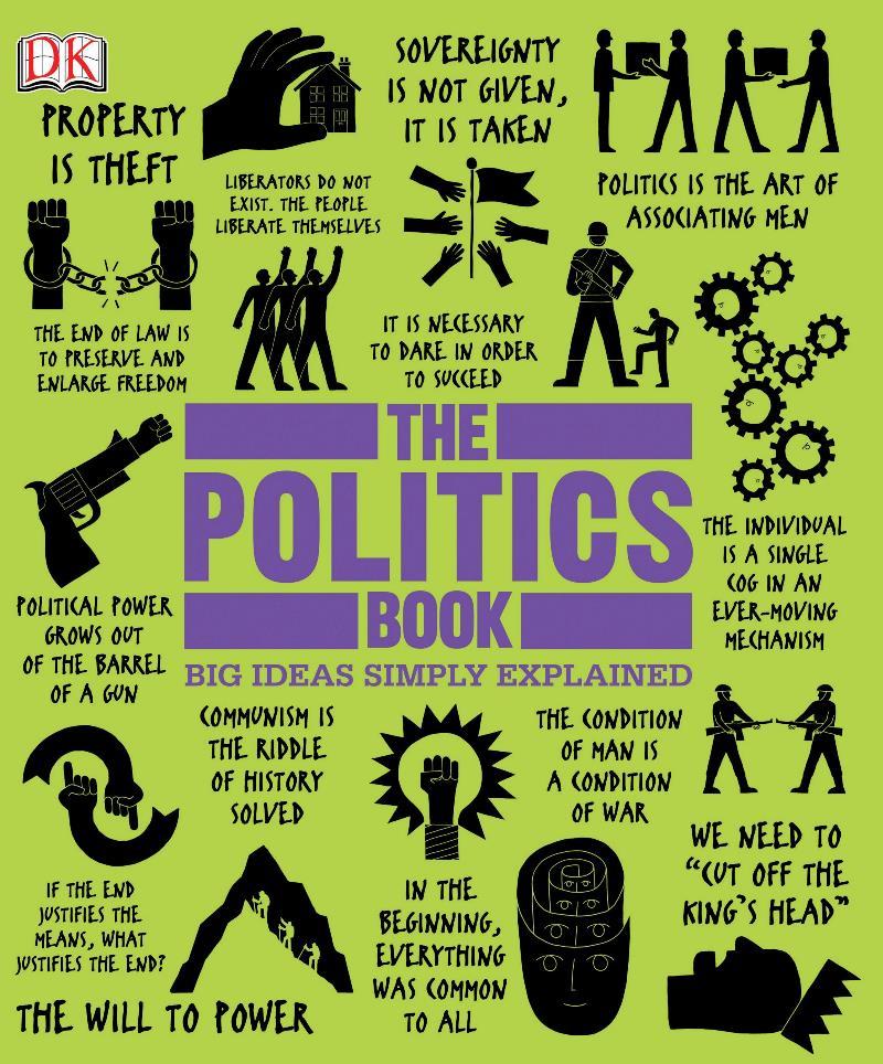 The Politics Book – DK