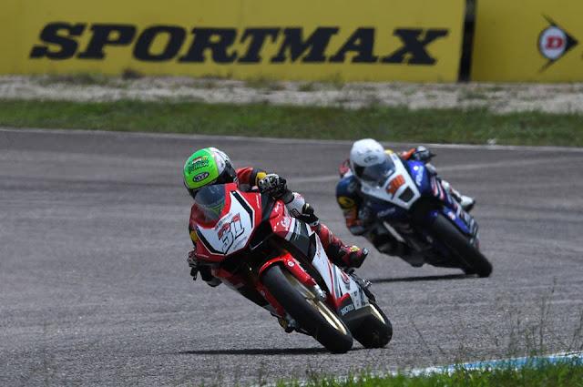 Hasil Asia Road Racing Championship 2017 Malaysia, Indonesia GANAS di Semua KELAS