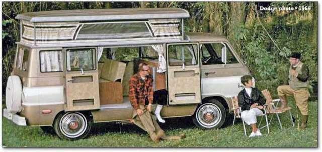 Dodge Xplorer  Twin Bed