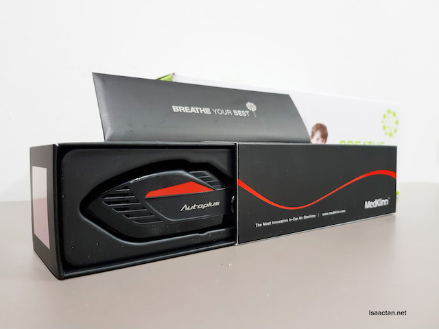 MedKlinn Autoplus In-Car Air Sterilizer
