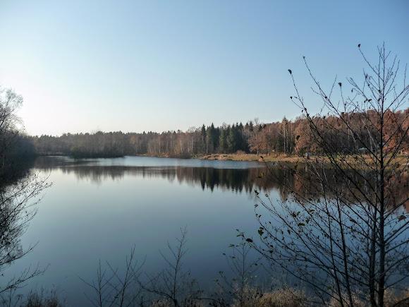 Моршин. Озеро