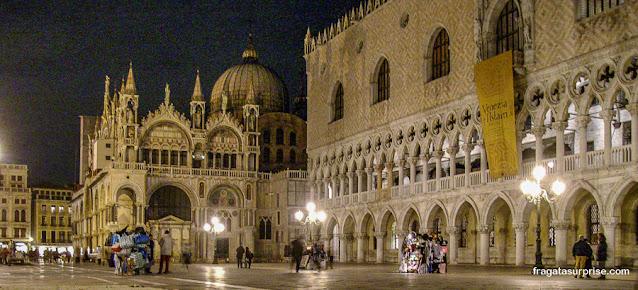 Praça de San Marco, Veneza, Itália