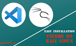 how to install vscode on kali linux