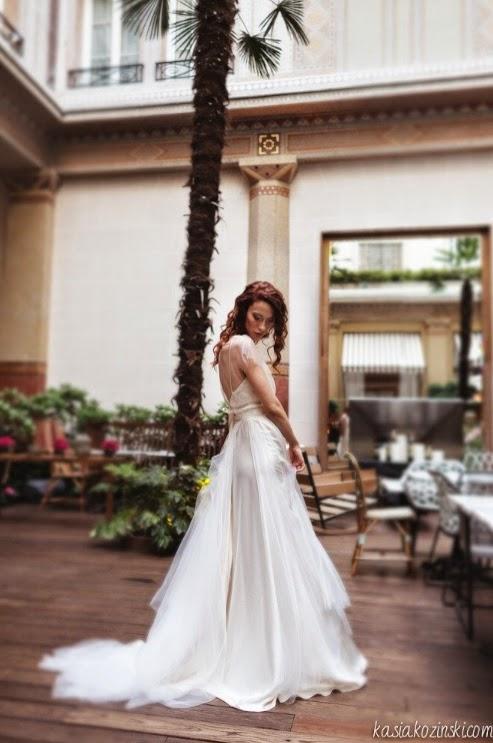 FANNY LIAUTARD créatrice de robe de mariée