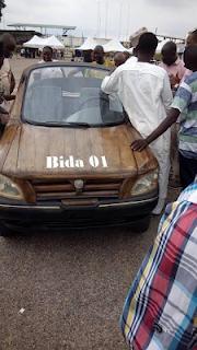 Abuja expo