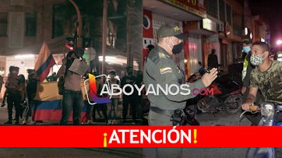 Expiden nuevas medidas con el fin de garantizar la manifestación pacífica en Pitalito