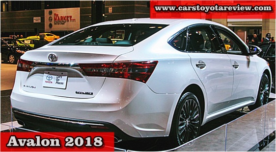 2018 Toyota Avalon Changes Hybrid