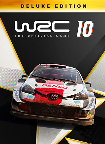 تحميل لعبة سباق الرالي WRC 10 FIA World Rally Championship للكمبيوتر برابط تورنت