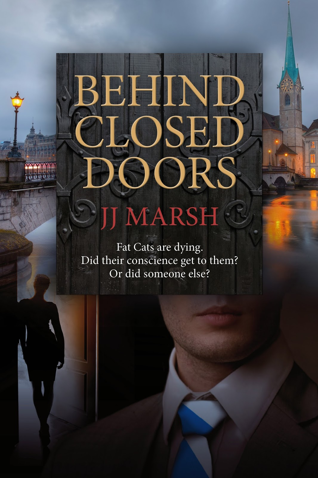 From a Yellow House   August 2016 I was recently given the opportunity to read the first in the series  Behind  Closed Doors