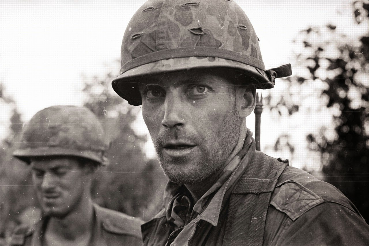 Pushing On Young Men And War Third Part Al Conetto S Vietnam