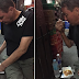 Netizen Helps Hungry Foreigner Fooled by Gay Who Took His Wallet and Belongings