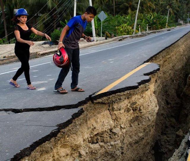 أكثر 8 دول في العالم عرضة للزلازل