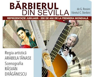 Barbierul din Sevilla - 200 de ani