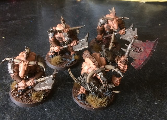 What's On Your Table: Beastmen