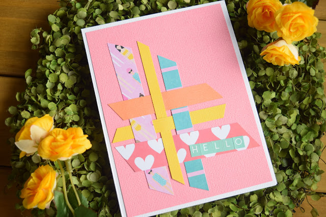 Cards with the Spellbinders July 2018 Card Kit by Jess Crafts