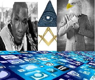 When earning money online matters were considered as Illuminati in