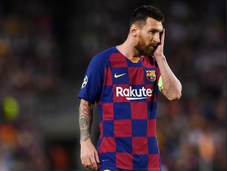 Breaking News: Messi Gives Reasons As He Makes U-turn, To Remain At Barcelona #Arewapublisize