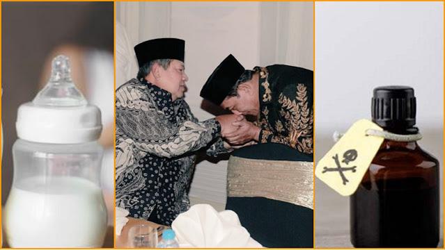 Viral Foto Moeldoko Cium Tangan SBY, Netizen: Air Susu Dibalas Air Tuba