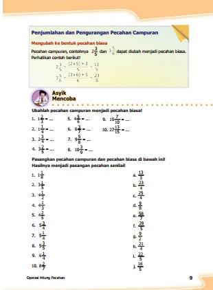 kunci jawaban matematika kelas 5 kurikulum 2013 revisi 2018