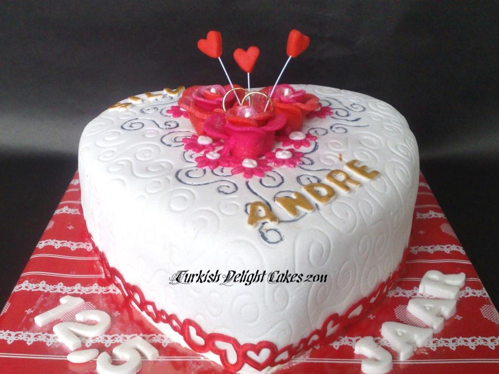 1 jaar getrouwd taart 12 1 2 Jaar Getrouwd Taart   ARCHIDEV 1 jaar getrouwd taart