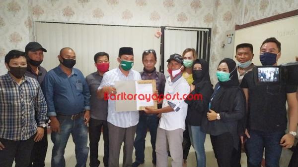 Waket II DPRD Murung Raya Prihatin, Pegiat Musik Kehilangan Mata Pencaharian