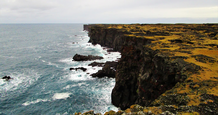 Iceland: Hellissandur to Stykkishólmur