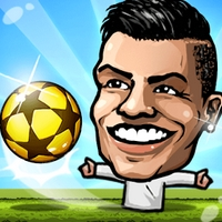 Puppet Soccer Champions Fighters League Hile