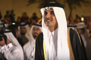 أمير دولة قطر تميم بن حمد بن خليفة آل ثاني