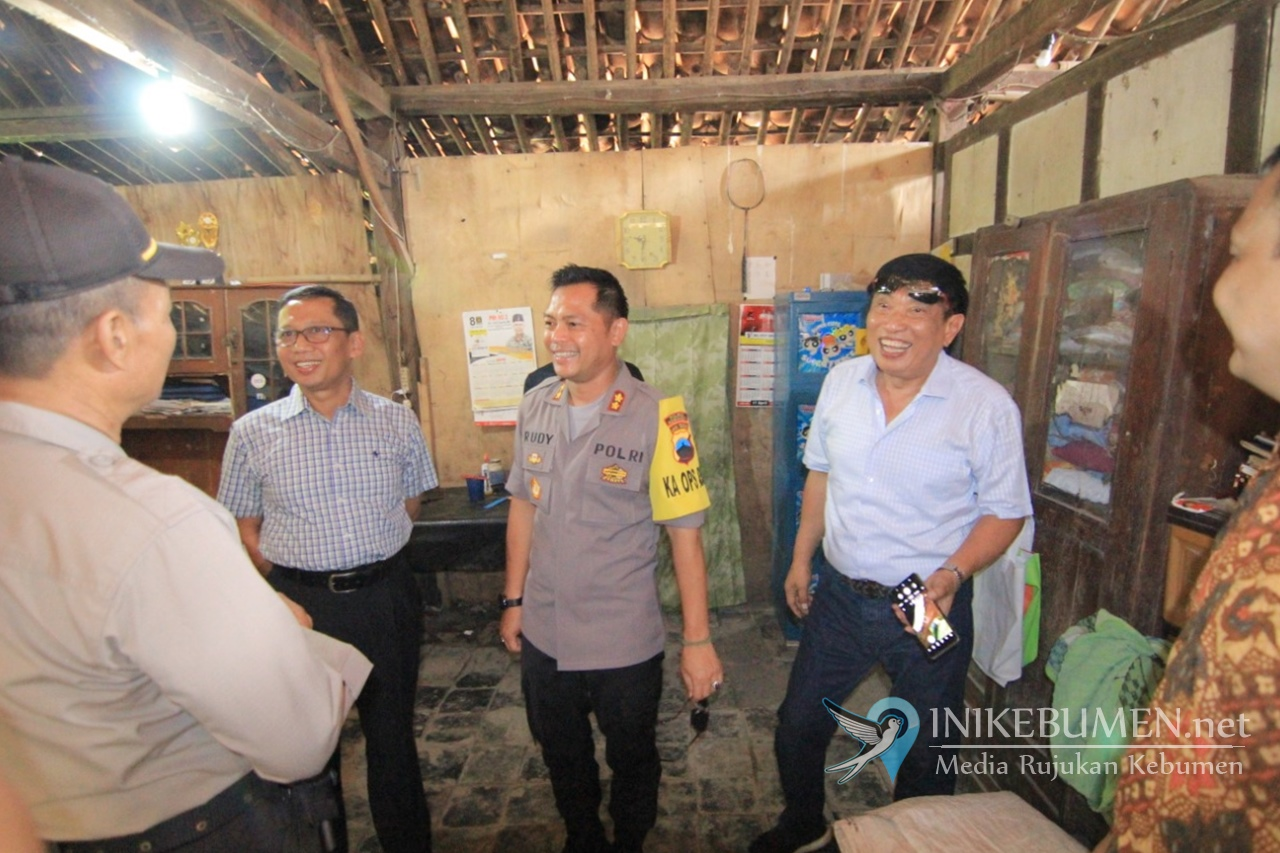 Memperihatinkan, Sedulur Kebumen Bakal Perbaiki Rumah Janda di Alian