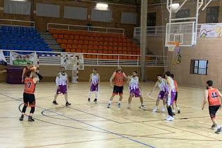 Liderato de los júnior del CB Andújar en la fase por el título de la Liga Provincial