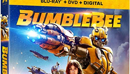 BUMBLEBEE Arrives on Digital, Blu-ray and DVD on April 2! Celebrate with This Blu-ray Giveaway!