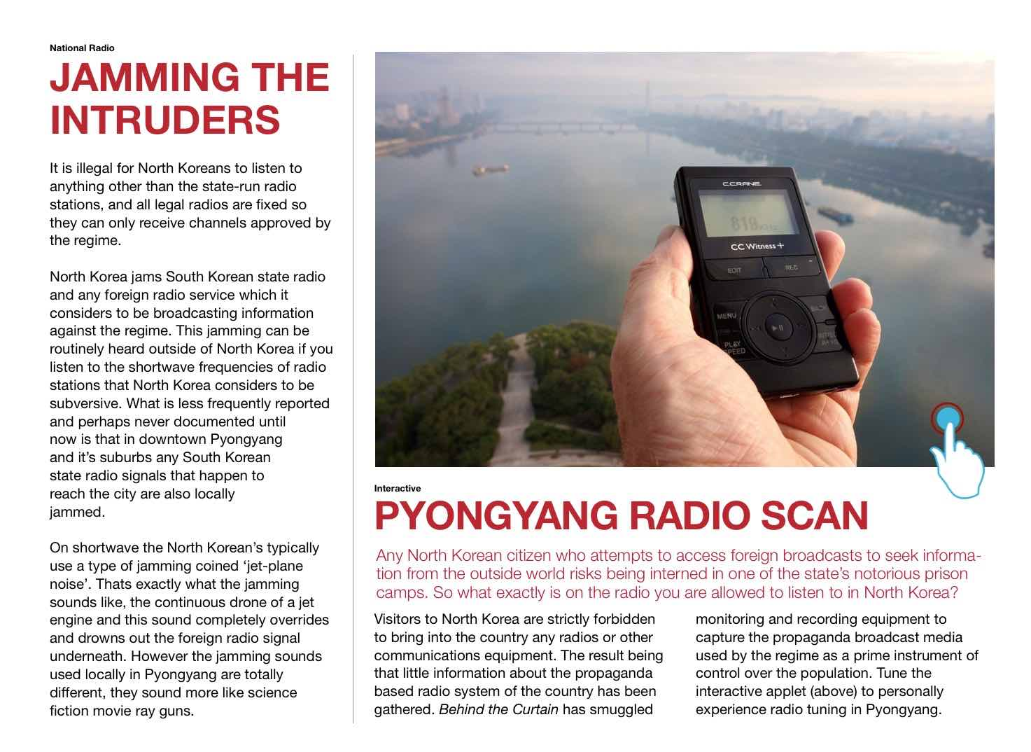 Curtain behind the curtain book - For Radio Enthusiasts There Is A Large Section Devoted To Nk Broadcasting In Its Various Forms Including An Excellent Summary Devoted To Both Shortwave
