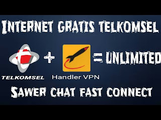 Cara internet gratis Telkomsel Unlimited 2017