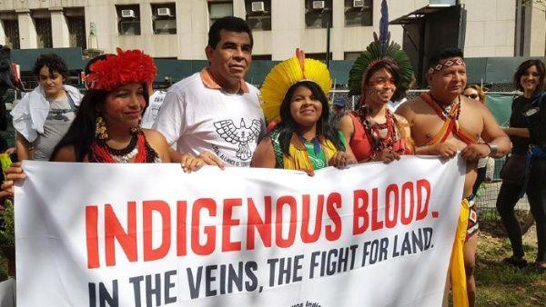 Brasil: tercer país con más muertes de activistas, según ONG