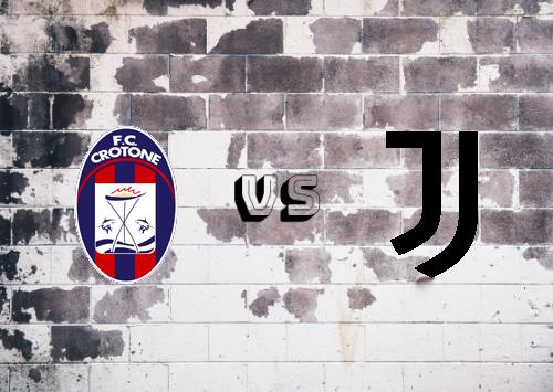 Crotone vs Juventus  Resumen y Partido Completo