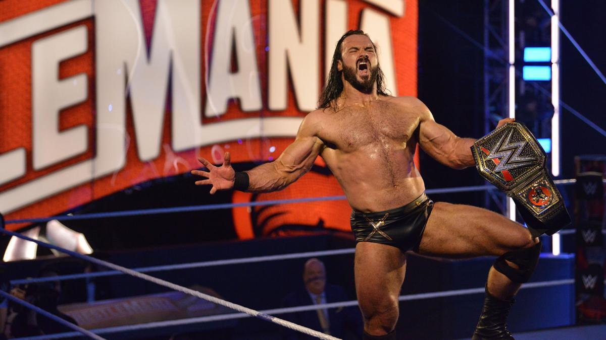 Possível estrela lesionada pode estar atrapalhando grandes planos da WWE para o TLC