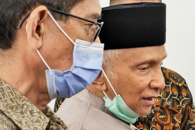 Marwan Batubara: Maksud Amien Rais, TNI-Polri Tak Terlibat Susun Skenario Penembakan Laskar FPI