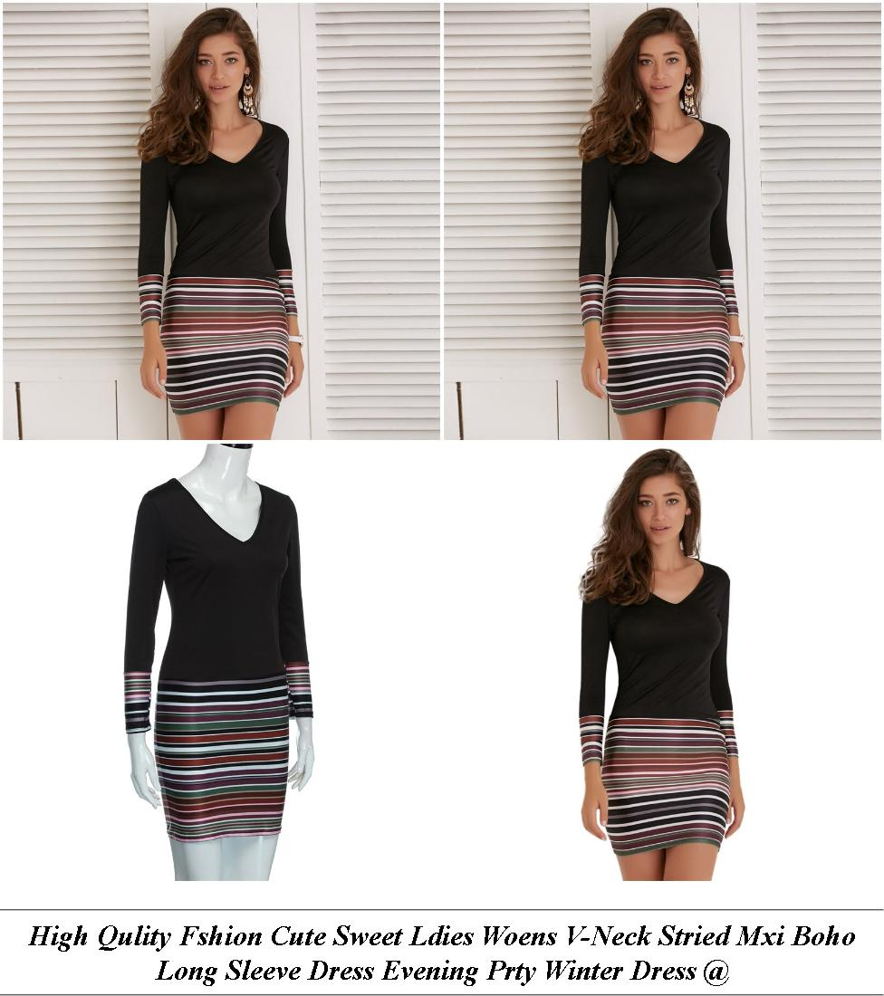 Frock Dress For Womens Images - Who Buys Vintage Clothing Near Me - Skin Tight Striped Dress