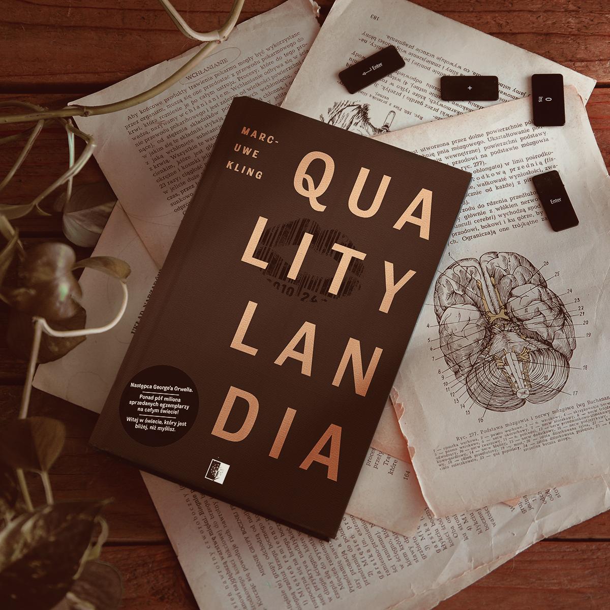QualityLandia - Marc-Uwe Kling - Zapowiedź
