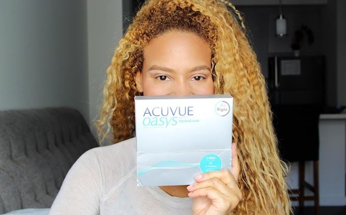 Optikal Contact Care Acuvue Oasys Daily Hydra Contacts | Daisi Jo Reviews