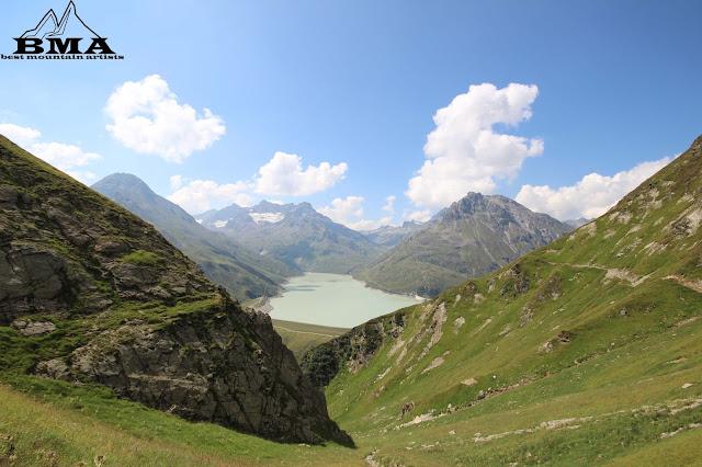 Wanderung an der Bielerhöhe - wandern montafon - silvretta - paznaun - vorarlberg - tirol