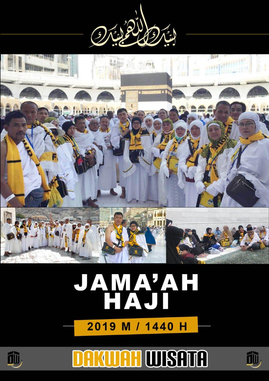Jamaah Haji Plus Khusus Visa Furoda Dakwah Wisata