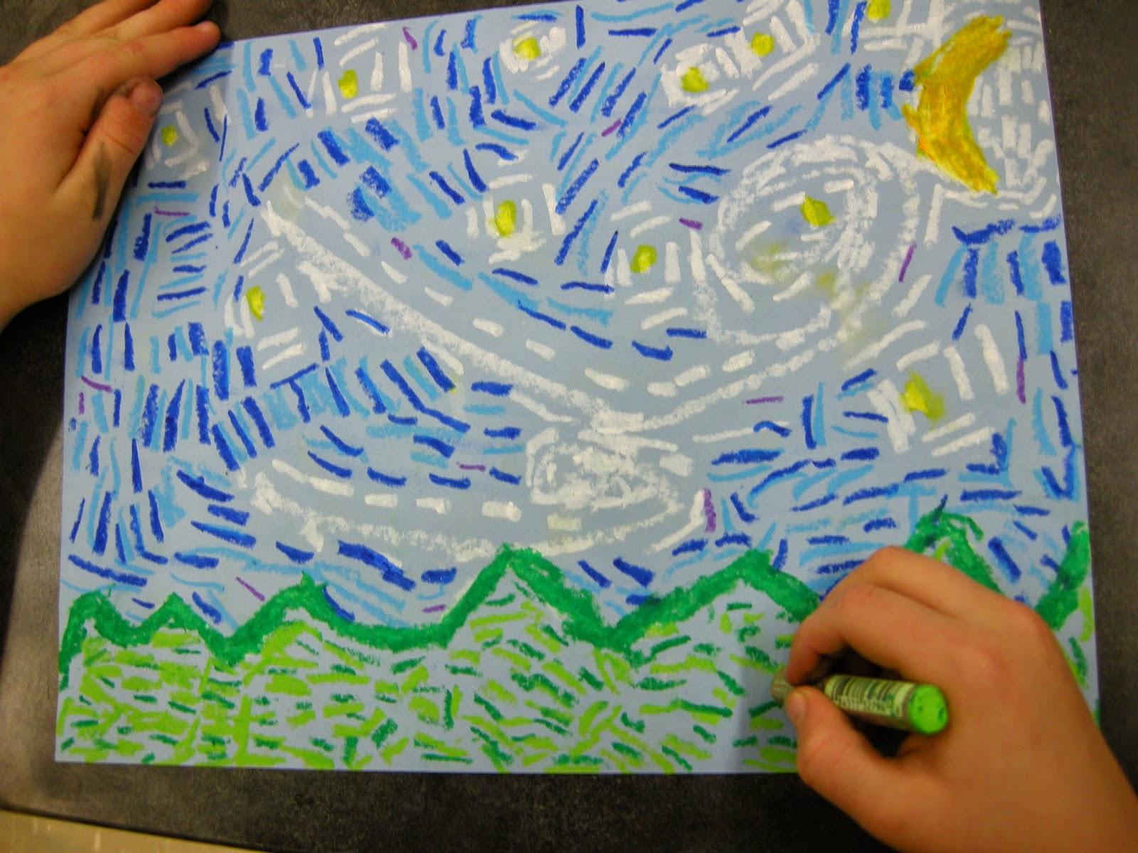 Zilker Elementary Art Class 1st Grade 2nd Grade And 4th Grade Current Art Projects