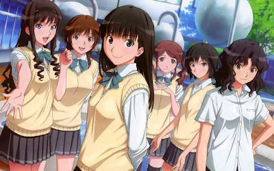 Amagami SS+ Plus Season 2 Subtitle Indonesia