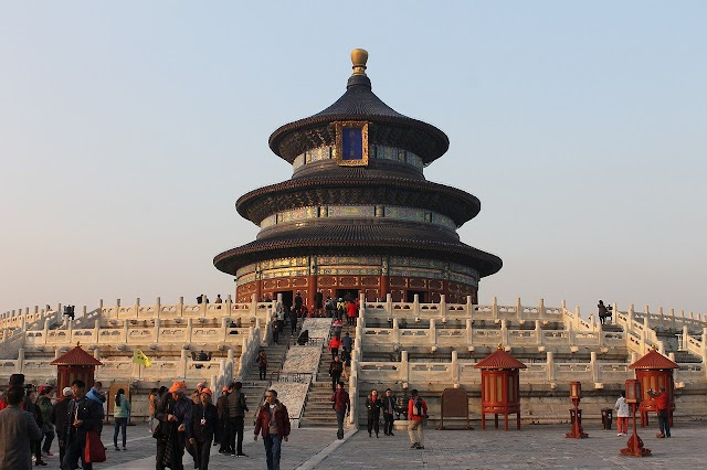 Top 5 historical places to visit in Beijing