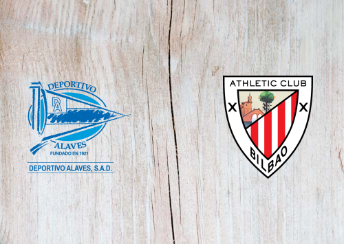 Deportivo Alavés vs Athletic Club -Highlights 23 February 2020