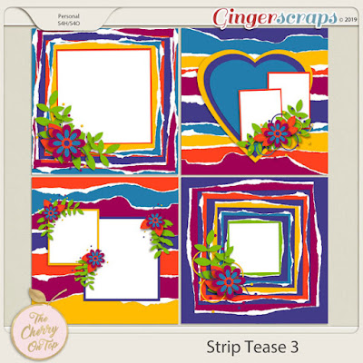 Strip Tease 3 Templates