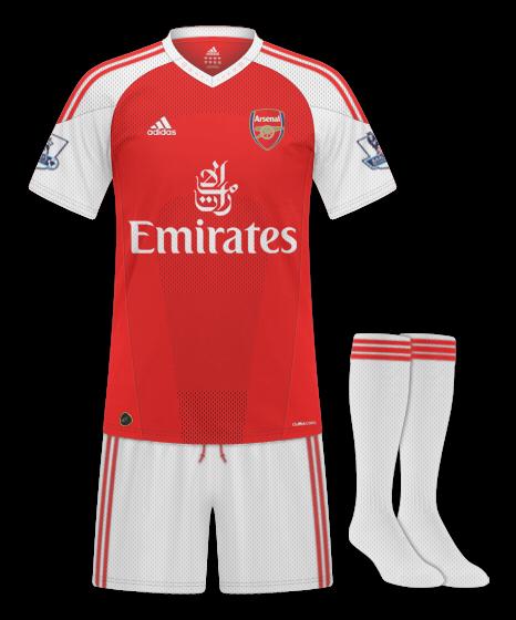 877a01aae El acuerdo del Arsenal con Nike expira en 2013 2014 y el interés de adidas  se establece en ofrecerle más de los 13 millones de libras que gana la  entidad ...