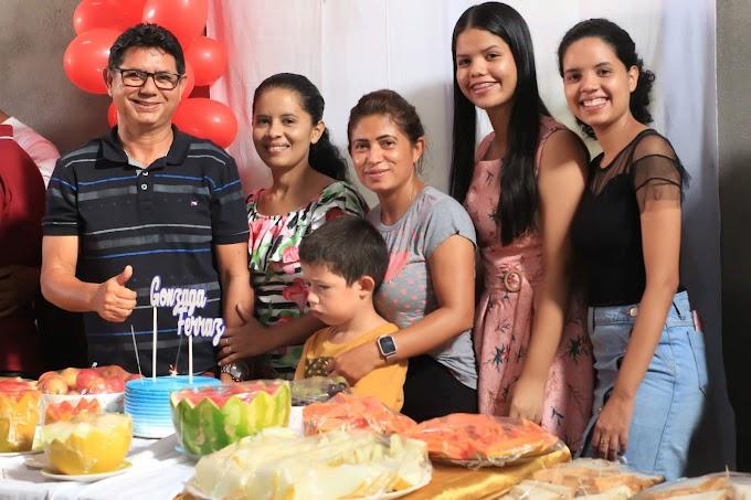 Aniversário do Gonzaga Ferraz