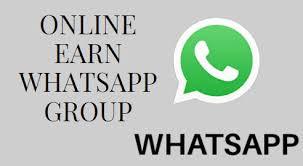WhatsApp Online Money Earning Group Link